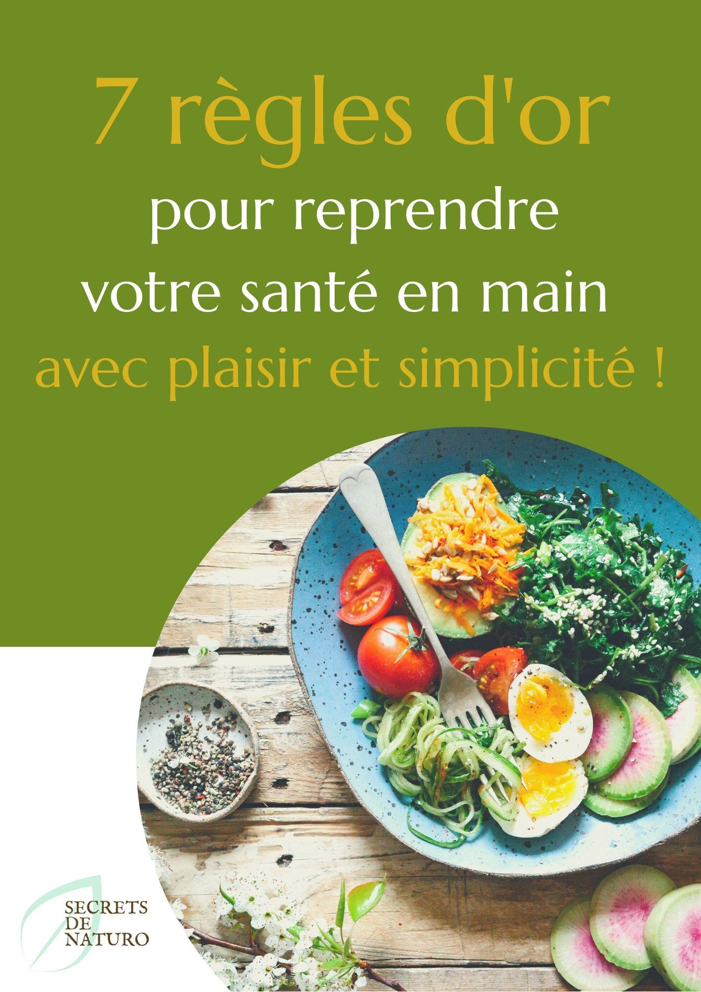 E-book 7 règles d'or